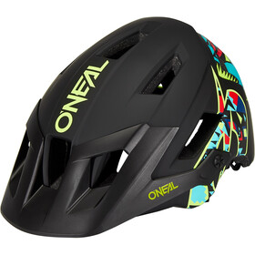 O'Neal Defender 2.0 Helm muerta-black